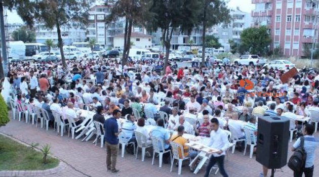 İYİ Parti'li Çokal iftar verdi