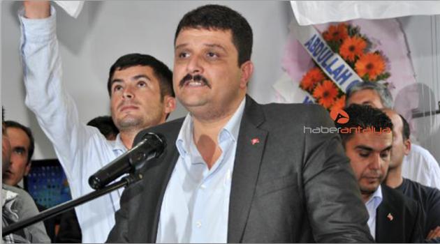 İYİ Partili Yılmaz: Bu partinin aday adayları vardır