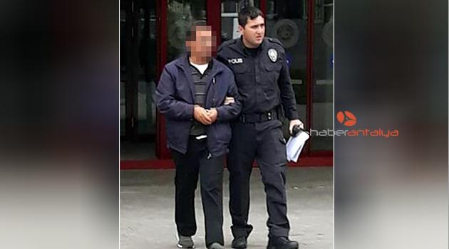 Kadını taciz ettiği ileri sürülen şüpheli tutuklandı