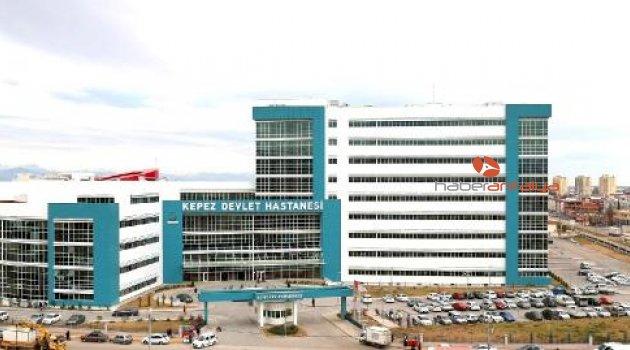 Kepez Devlet Hastanesi, yükü azalttı