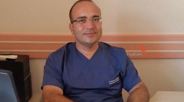 Kumluca'ya akupunktur tedavisi
