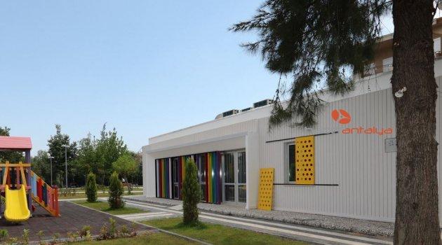 Manavgat Aile Eğitim ve Sosyal Hizmet Merkezi açılıyor