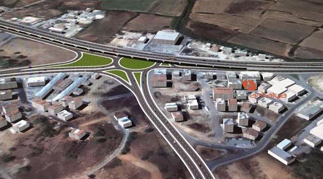 Manavgat Batı Side Köprülü Kavşağı Şubat 2019 tarihinde hizmete açılacak