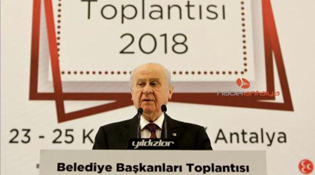 MHP, İstanbul, Ankara ve İzmir'de Büyükşehir adayı göstermeyecek