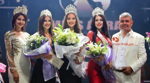 'Miss Aura'nın kraliçesi Tatar Khusainova