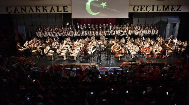 Muratpaşa'da Çanakkale şehitleri anıldı