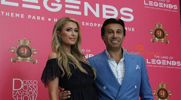 Paris Hilton ailesi ile de Türkiye'ye gelecek