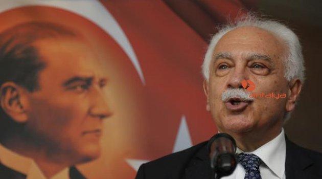 Perinçek: Seçilirsem Erdoğan, Kılıçdaroğlu ve Bahçeli'ye yardımcılık teklif edeceğim