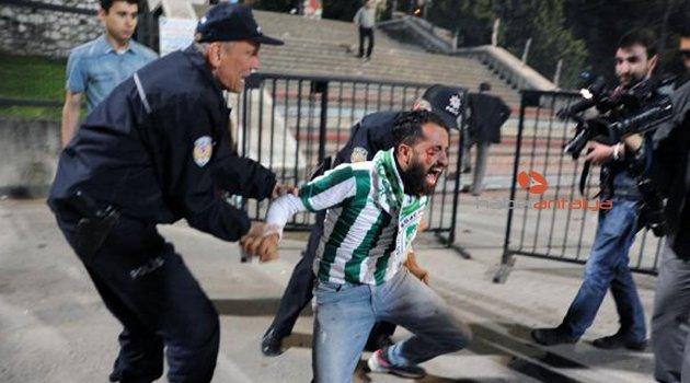 Polisin attığı plastik mermiyle bir gözünü kaybeden taraftara 376 bin lira tazminat