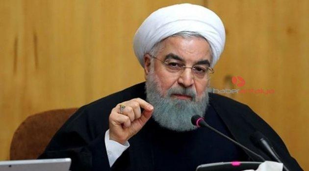Ruhani'den Türk dili için çağrı