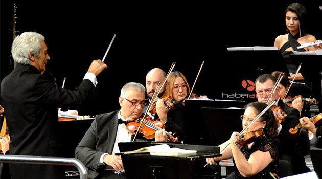 Senfoniden 'Şehrazat Konseri'