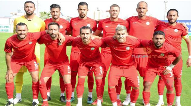 Serik Belediyespor-Kocaelispor: 2-1