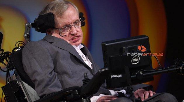Stephen Hawking'den depresyon için tavsiye