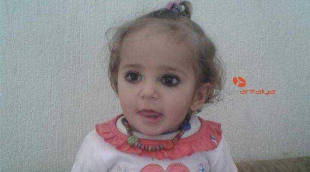 Su kovasında boğulan Suriyeli küçük kız toprağa verildi