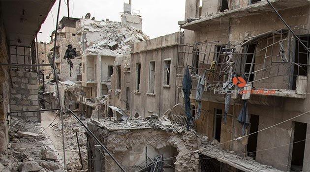 Suriye ordusu: İsrail Şam yakınlarındaki bir üssü hedefledi