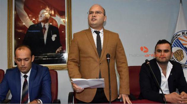 SYDV müdürü MHP'den aday adayı oldu