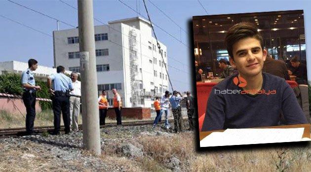 Trenin çanptığı liseli Berkay, mezuniyetine 2 gün kala öldü