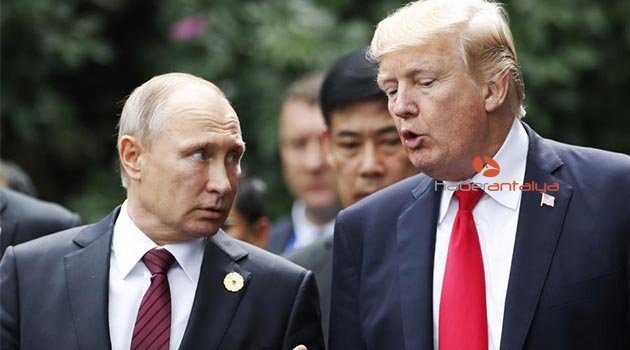 Trump: Rusya ile işbirliği düşman olmaktan daha iyi