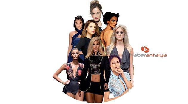 Türk top modeller Bakü'ye çıkarma yapıyor