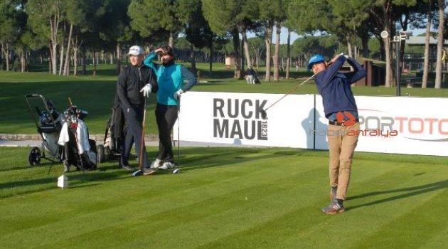 Türkiye Golf Turu'nun ikinci ayağı başladı