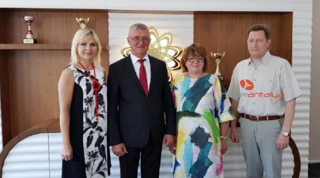 Türkiye ve Almanya'daki Rus okullarından işbirliği