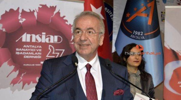 TÜSİAD Başkanı Bilecik: Yüzde 11.1'lik büyüme alkışlanacak başarı