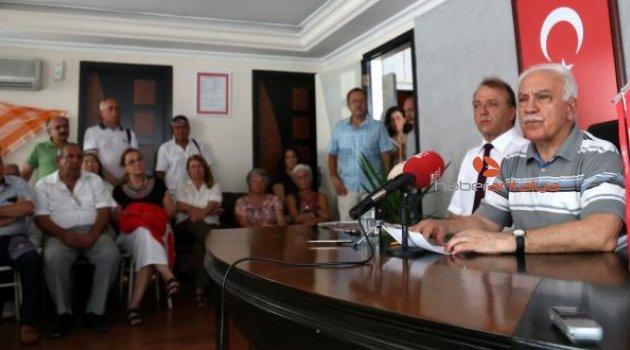 Vatan Partisi 15 Temmuz afişlerini yargıya taşıyacak