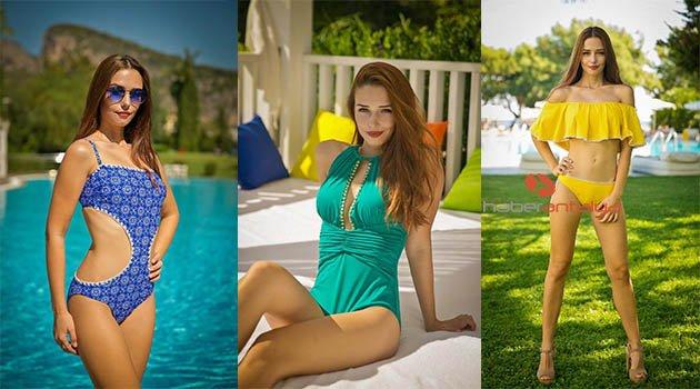 Yeni sezon bikiniler