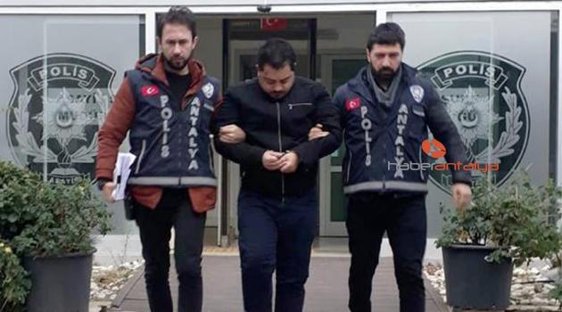Ziynet eşyası çalan Suriyeli tutuklandı