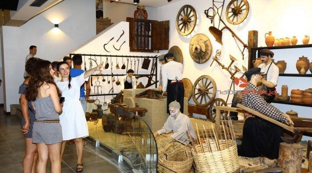 Manavgat Kent Müzesi'ni açıldığı ilk ayda 5 bin turist gezdi