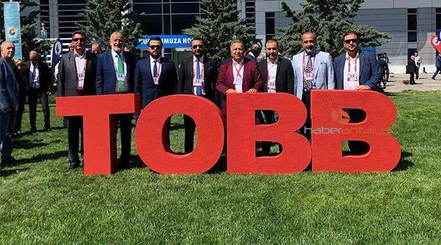 MATSO Başkanı Boztaş, TOBB Konseyi'ne seçildi