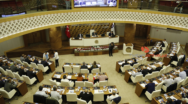 Meclis'te yurt tartışması