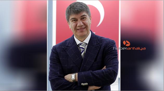 Menderes Türel yılın belediye başkanı seçildi
