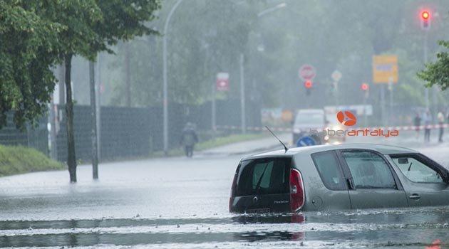 Meteoroloji'den 2 il için kuvvetli yağış uyarısı | Antalya hava durumu, İstanbul hava durumu, Ankara hava durumu