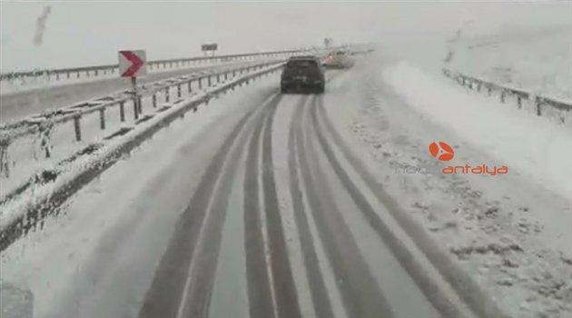 Meteoroloji'den Adana ve Mersin dâhil 9 il için kar yağışı uyarısı!   Mersin hava durumu, Adana hava durumu, Konya hava durumu