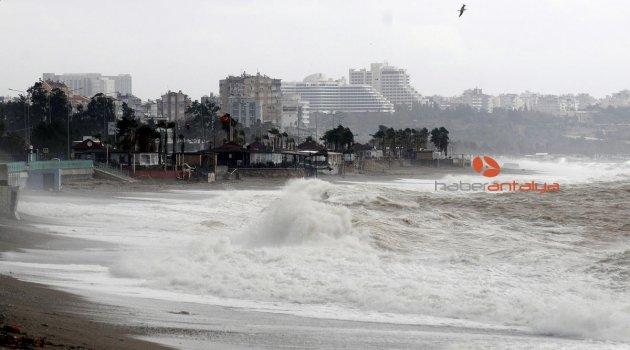 Meteoroloji'den uyarı! (Antalya hava durumu, hava nasıl olacak? İstanbul hava durumu, yurtta hava durumu)