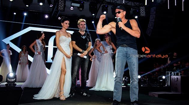 Miss Fashion TV Awards'da Van Damme rüzgarı