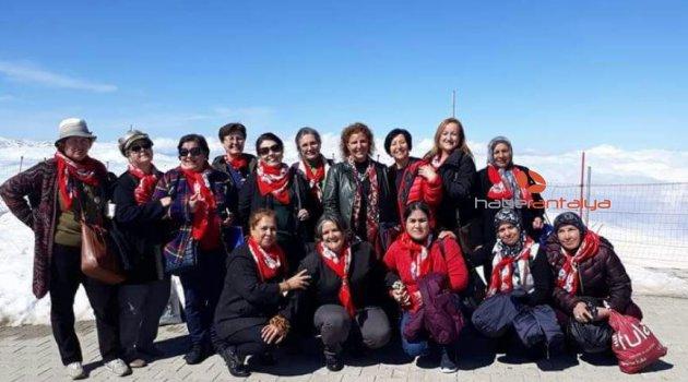 Muratpaşa Belediyesin'den Kadın Sağlığı Eğitimi Programı