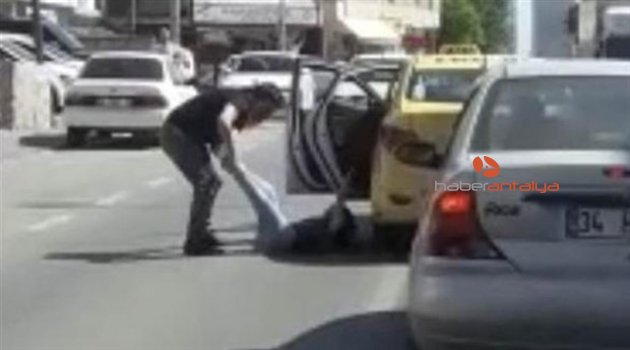 O taksici yakalandı
