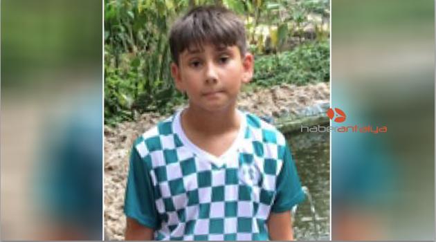 Öğrenci servisi çarpan Mehmet Can, öldü