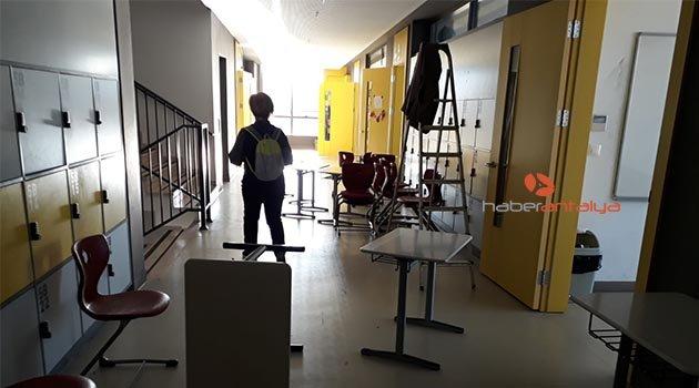 'Okulun margarini bile haczedildi' iddiası