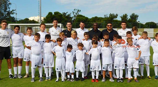 Real Madrid Foundation Clinic açıldı