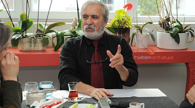 Salı Sohbetleri: 100 - Ali Keleş - Jeoloji Mühendisleri Odası Antalya Şube Başkanı