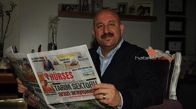 Salı Sohbetleri: 109 - Ziraat Mühendisleri Odası Antalya Şube Başkanı Vural Şahin