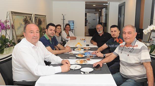 Salı Sohbetleri:121 - CHP Kepez İlçe Başkanı - Servet Yıldız