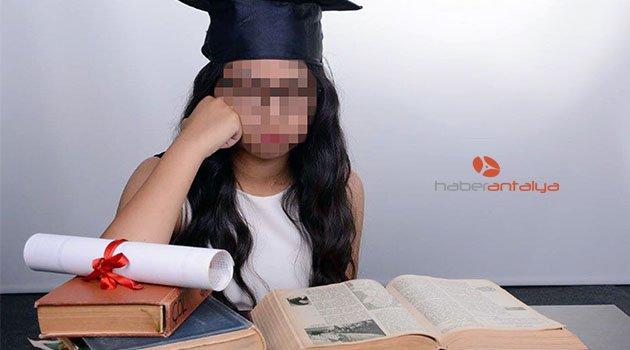 Sınav kaygısı için verilen ilaçla vücudu yanan genç kızdan iyi haber