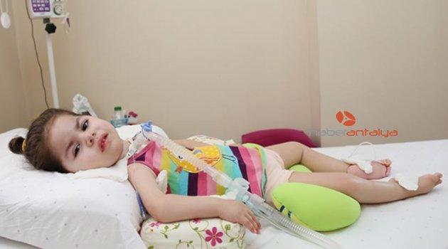 SMA hastası minik Arife için kampanya