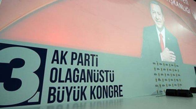 Son dakika: AK Parti'de ikinci Erdoğan dönemi