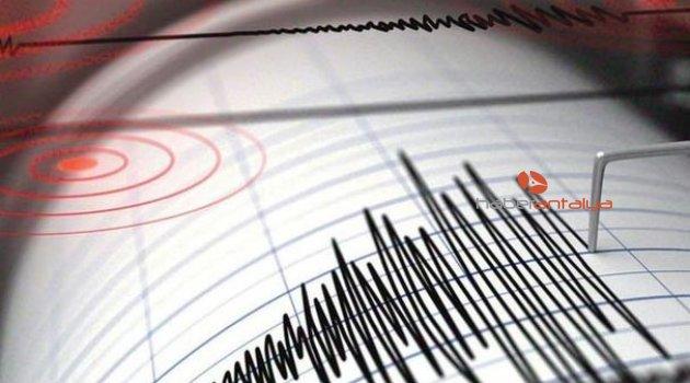 Son dakika | Antalya'da deprem