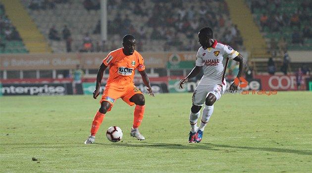 Spor Toto Süper Lig: Aytemiz Alanyaspor: 1 - Göztepe: 0